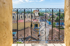 Cuba tourism: Trinidad de Cuba in Sancti Spiritus Royalty Free Stock Photography