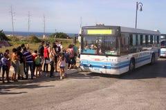 Cuba transit Royalty Free Stock Photo