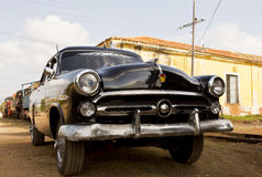 Cuba Trinidad Stock Image