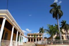 Cuba - Trinidad old town royalty free stock image