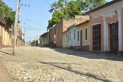 CUBA TRINIDAD STREET SCENE Stock Photos