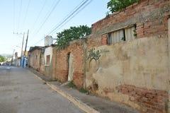 CUBA TRINIDAD STREET SCENE Stock Images