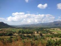 Cuba - Valle de Los Ingenios Fotografia Stock