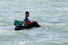 Cuba, Varadero, Fisherman Stock Images