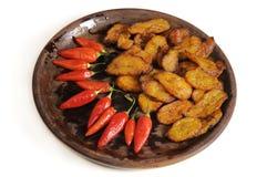 Cubaans voedsel stock afbeeldingen