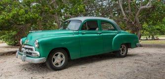 Cubaanse Klassieke Amerikaan stock fotografie