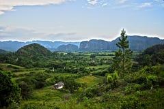 Cubaanse landschappen Royalty-vrije Stock Afbeelding