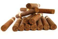 Cubaanse sigaren Stock Afbeeldingen