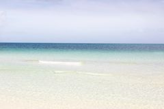 Cubaanse stranden stock foto