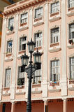 Cuban architecture Royalty Free Stock Photo