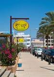 Cuban Bar in Can Pastilla Royalty Free Stock Image