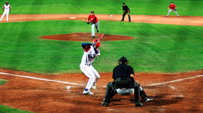 Cuban batter Stock Photos