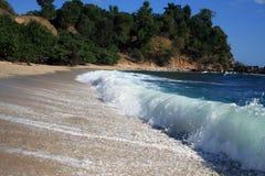 Cuban beach (3) Royalty Free Stock Photo