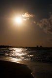 The cuban beach of Varadero Royalty Free Stock Photo
