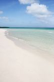 Cuban beaches Royalty Free Stock Images