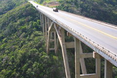 Cuban Bridge royalty free stock photography