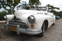 Cuban Buick Eight Car Royalty Free Stock Image