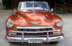 Cuban car Royalty Free Stock Photography