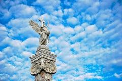 Cuban Cemetery Royalty Free Stock Photos