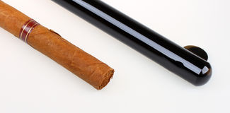 Cuban cigar Stock Photo