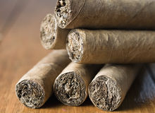 Cuban cigars Royalty Free Stock Photos