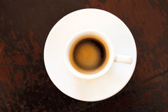 Cuban Coffee Shot Royalty Free Stock Photography