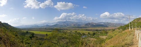Cuban Countryside Royalty Free Stock Image