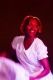 Cuban Dancer Royalty Free Stock Image