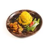 Cuban dish isolated Stock Image