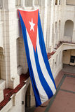 Cuban flag Royalty Free Stock Photography
