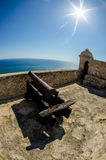 Cuban fortess Stock Photo
