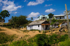 Cuban house Royalty Free Stock Images