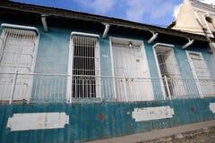 Cuban house Stock Photo