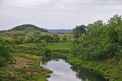 cuban krajobraz Obrazy Royalty Free