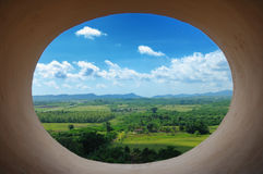 Cuban landscape - trinidad Stock Photos