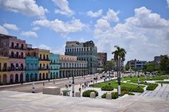 Cuban Life stock photography