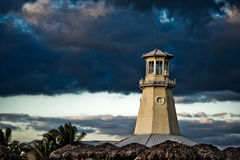 Cuban lighthouse Stock Image