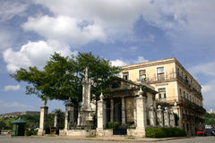 Cuban Mansion Royalty Free Stock Photos