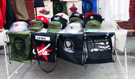 Cuban Merchandise Stock Images