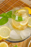 Cuban mojito Stock Images