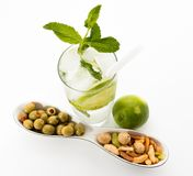 Cuban Mojito Royalty Free Stock Photo