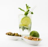 Cuban Mojito Royalty Free Stock Photos