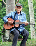 Cuban musician Stock Photography