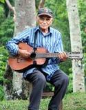 Cuban musician Stock Photography