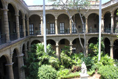 Cuban National Museum of Fine Arts, Havana Royalty Free Stock Photo