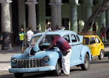 Cuban people Royalty Free Stock Photography
