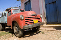 Cuban Red Royalty Free Stock Images