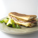 Cuban sandwich Royalty Free Stock Images