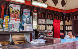 Cuban Shop Stock Photography