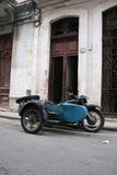Cuban Sidecar Stock Images